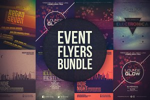 Event Flyers Bundle