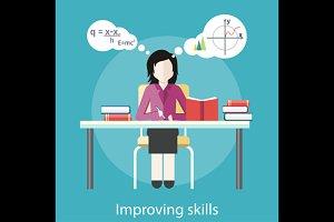 Improving Skills