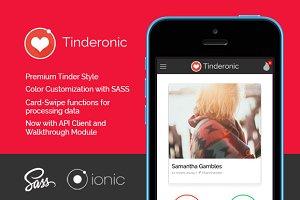 Tinderonic - Tinder Starter Theme fo