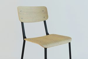 School stool, Zenith