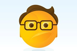 Geek Emoticon