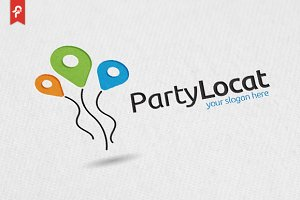 Party Locat Logo
