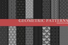 Geometric Patterns - Set 2