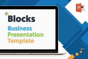 Blocks Business Presentation