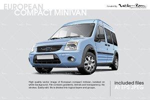 European Compact Minivan