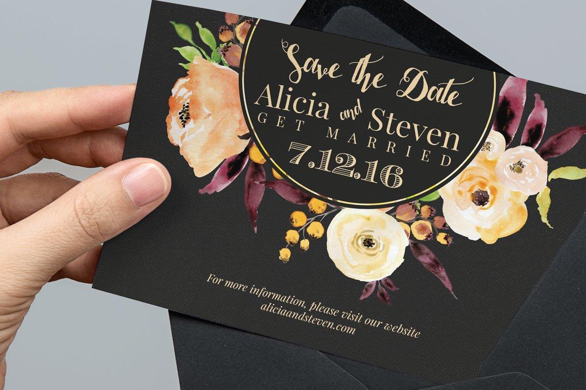 save the date postcard template v 1 invitation templates.html