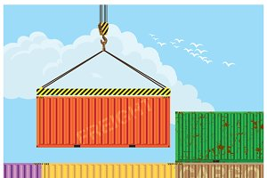 Container Handling Set