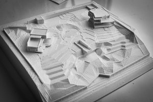 3D Plastic Model