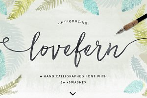 Browse More Than 4200 Calligraphy Fonts Creative Market