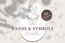 Hands and Symbols