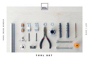 Tools Set / Hero Image Bundle