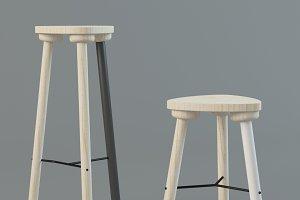 Milker stool