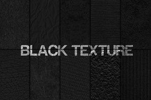 20 Black Textures