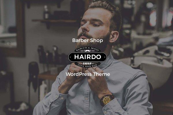 Hairdo - Barber Shop WordPress Theme