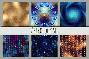 Astrology set