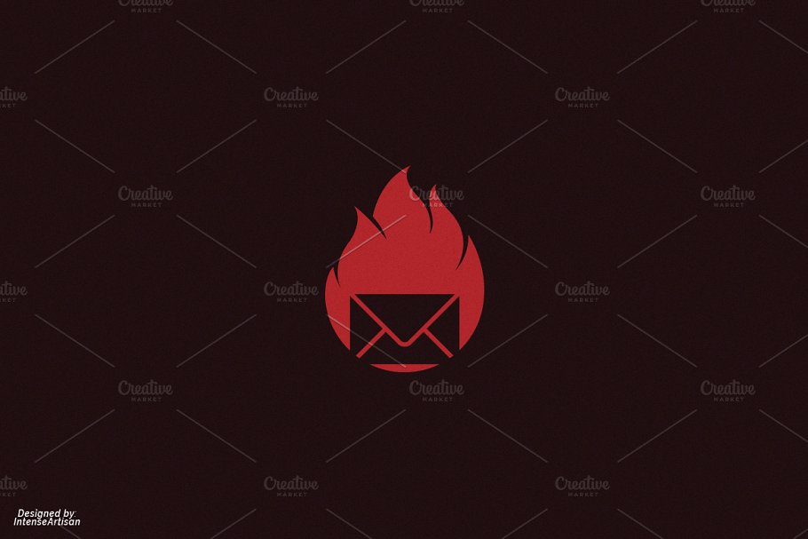 Fire Mail Logo