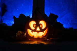 Photo for a holiday Halloween