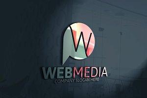 Web Media / Letter W Logo