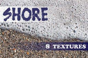 Shore - 8 Textures