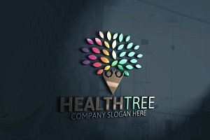 Health Tree Logo