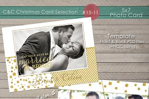 Christmas Photo Card Collection15-11