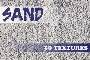 Sand - 30 Textures