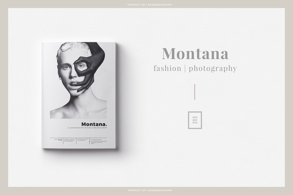 Montana - Lookbook