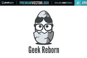 Geek Reborn Logo