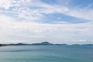 Coast of Koh Samui