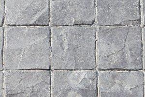 Concrete oval, square, octagonal sma