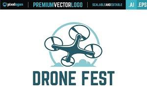 Drone Fest Logo