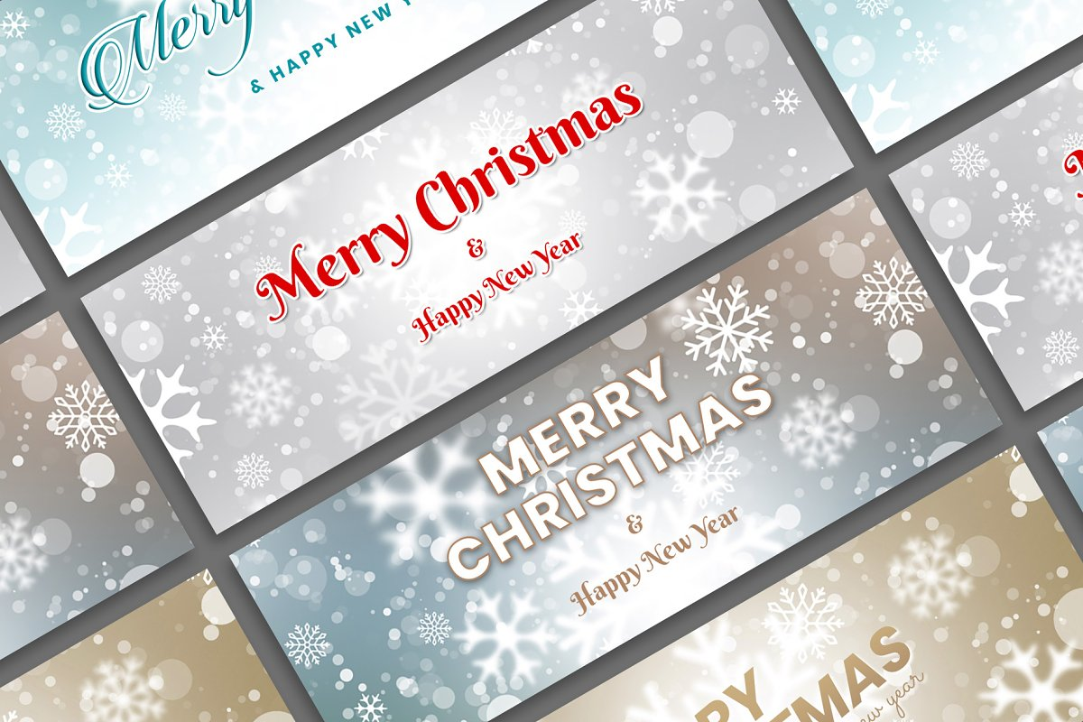 Christmas Facebook Cover Template