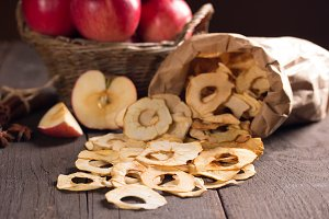 dried apple