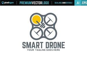 Smart Drone Logo