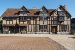 William Shakespeare birthplace