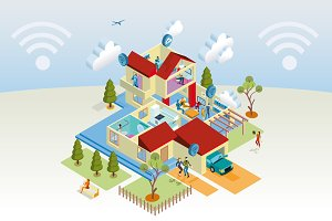 Wireless Home