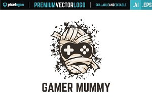 Gamer Mummy Logo