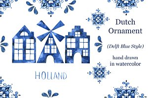 Dutch Ornament