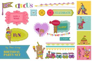 Birthday Party Child Set