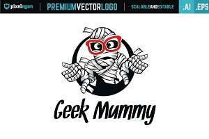 Geek Mummy Logo