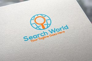 Search World Logo