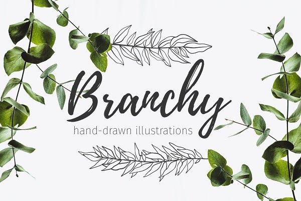 FLORAL BUNDLE   illustrations