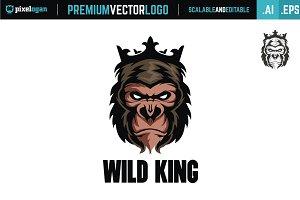 Wild King Logo
