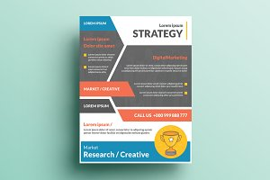 Creative Corporate Flyer V59
