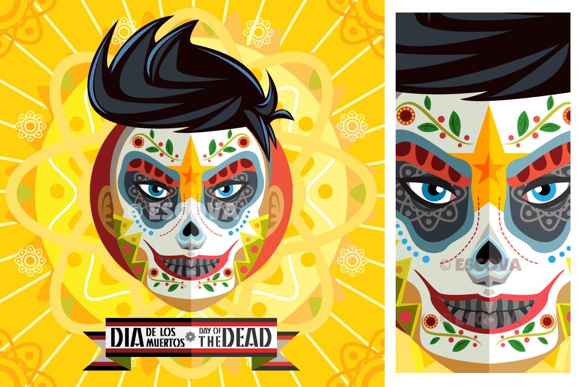 Dia de los Muertos ~ Illustrations ~ Creative Market