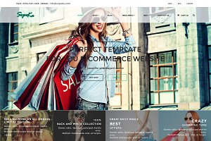 Sopeka - e-commerce Theme