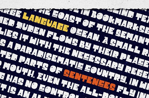 Cuppakabra Typeface + Bonus in Display Fonts - product preview 5