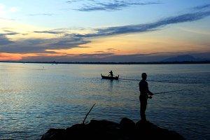 Fisherman dan Boat
