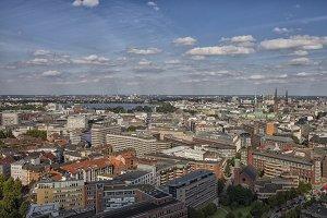 Hamburg view
