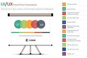 UI/UX PowerPoint Presentation